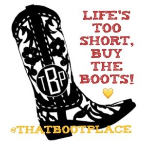 💛 I Just Can't Live Without My Boots! 💛